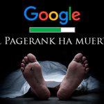 PageRank desaparecido